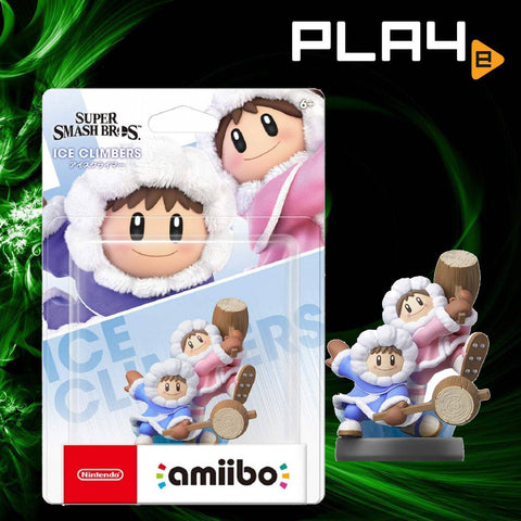 Amiibo Super Smash Bros Ice Climbers