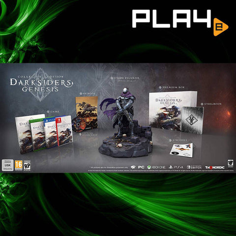 Nintendo Switch Darksiders Genesis [Collector's Edition] (EU)