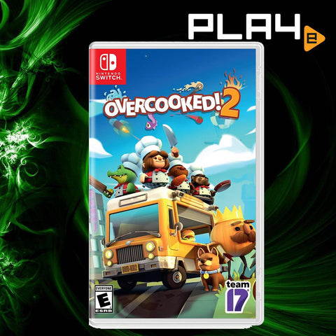 Nintendo Switch Overcooked 2