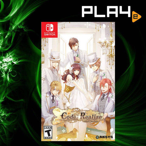 Nintendo Switch Code: Realize ~Future Blessings~Regular