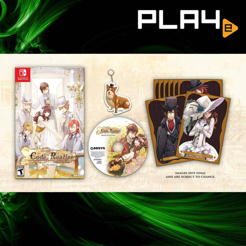 Nintendo Switch Code: Realize ~Future Blessings~[Day One Edition]