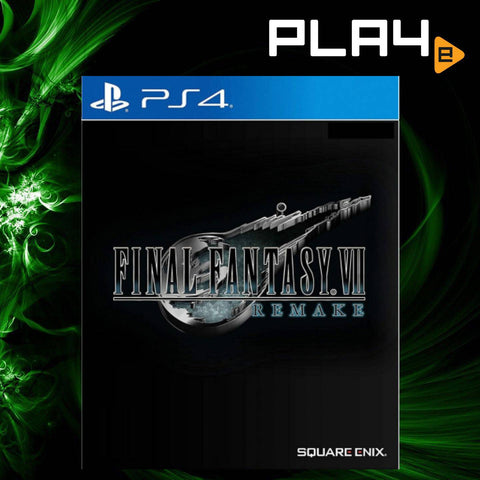PS4 Final Fantasy VII Remake (Chinese)