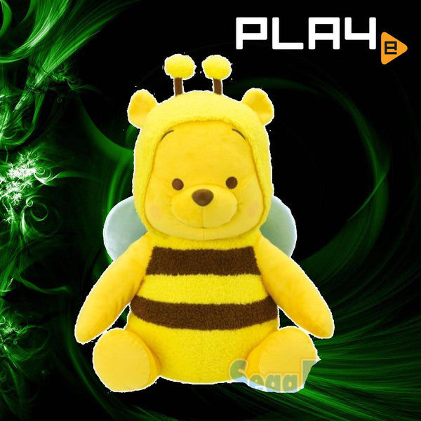 "Winnie The Pooh As Honey Bee 19"" Plush"