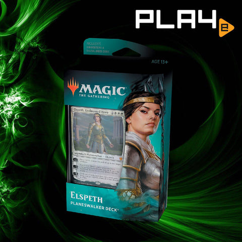 Magic The Gathering Planeswalker Deck - Elspeth
