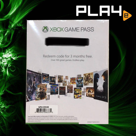 XBox One DLC Code Player Unknown's Battlegrounds