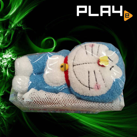 "Doraemon 13"" Sleeping in a Hammock"