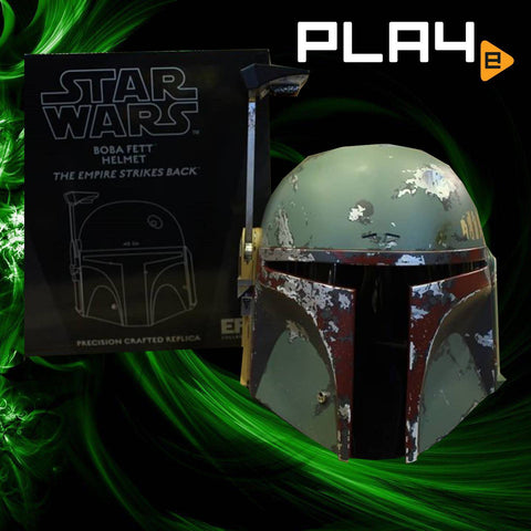 EFX Star Wars Empires Strikes Boba Fett Helmet