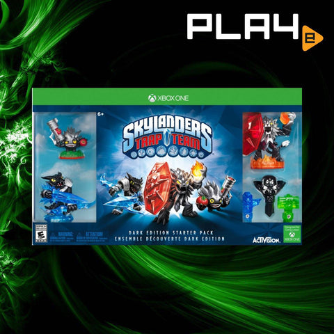 XBox One Skylanders Trap Team (Dark Edition)