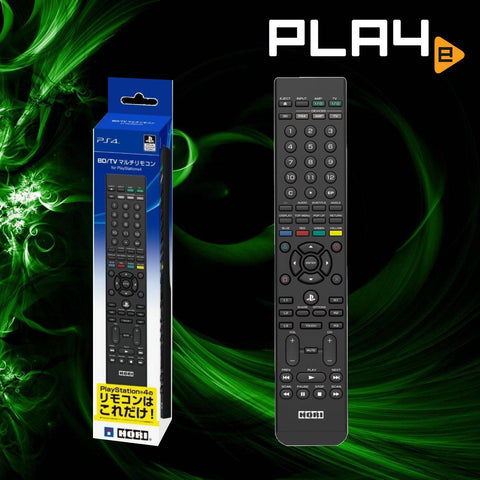 PS4 Hori BD / TV Multi Remote Control PS4-051