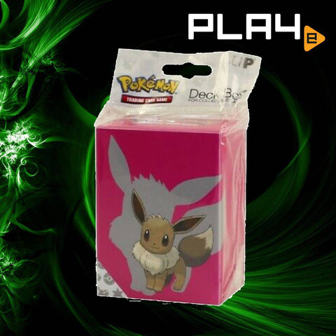 Ultra Pro Pokemon Eevee 2019 Deck Box
