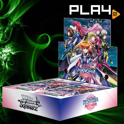 Weiss Schwarz Magical Girl Lyrical Nanoha Booster (JAP)