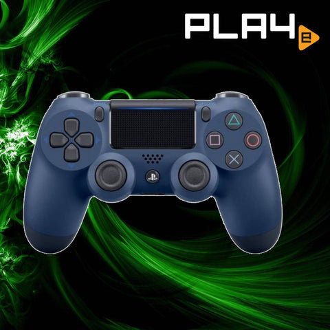 PS4 Dual Shock 4 Midnight Blue