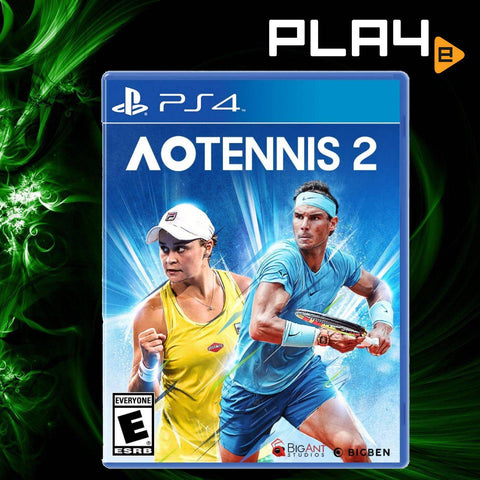 PS4 AO Tennis 2 (US)