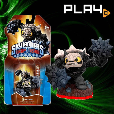 Skylanders Trap Team Fist Bump