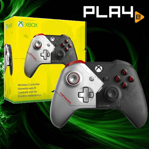 XBox One Wireless Controller Cyberpunk 2077 Limited Edition