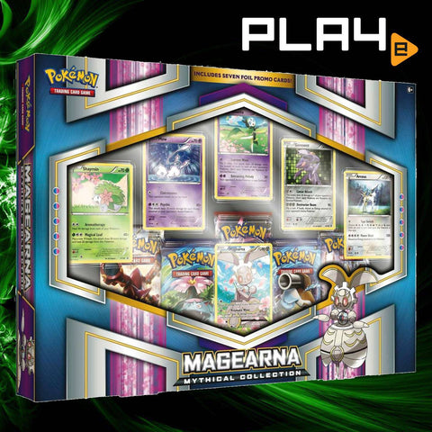 Pokemon Magearna Mythical Collection Box