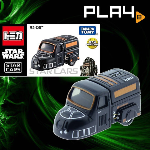 Takara Tomy Star Wars Cars R2-Q5