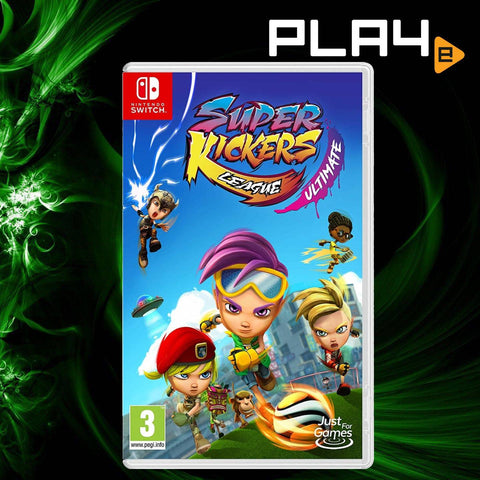 Nintendo Switch Super Kickers League Ultimate