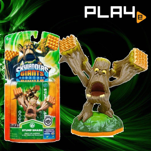 Skylanders Giants WA2 - Stump Smash Figure