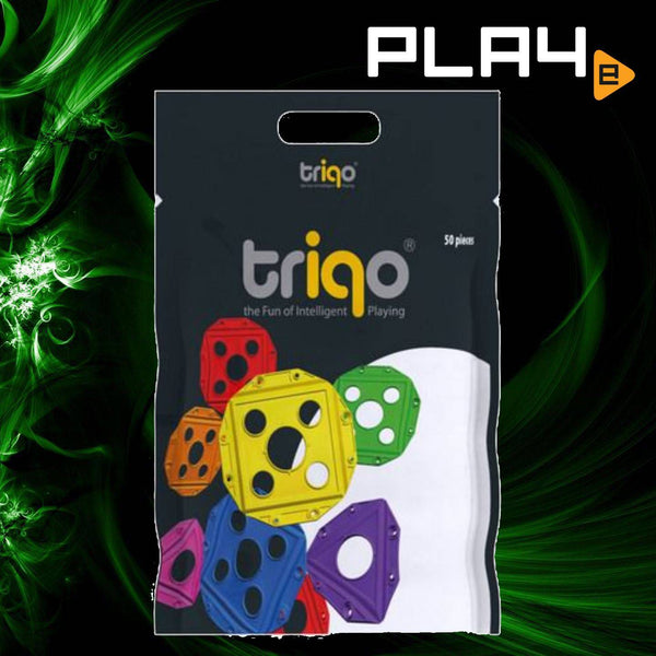 Triqo Starter Pack Mix (50 Pieces)