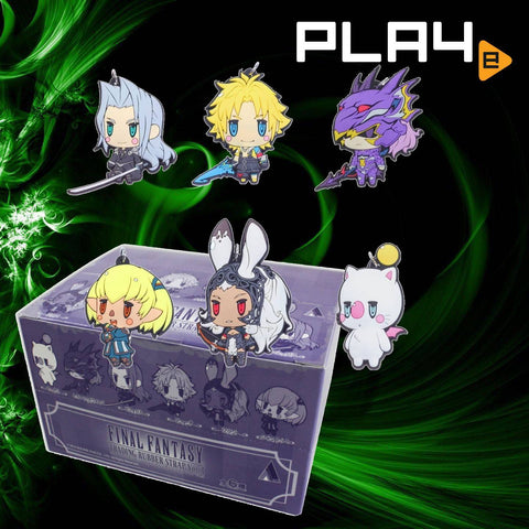 Final Fantasy Trading Rubber Strap Vol 3