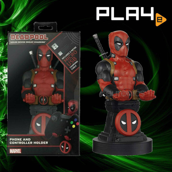 Cable Guys Phone/Controller Holder Deadpool