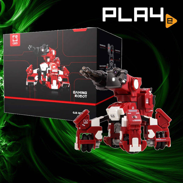 GEIO GJS Gaming Robot - Red