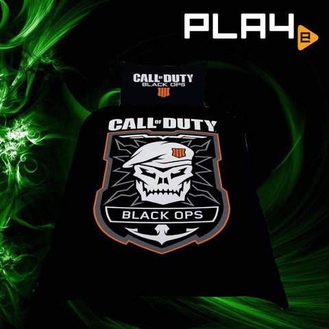 Call of Duty Black Ops Single Duvet & Pillowcase