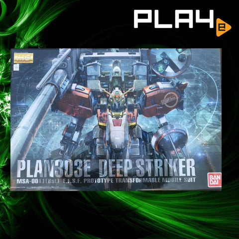 Gundam MG 1/100 Plan303E Deep Striker
