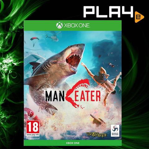 XBox One Maneater Day One Edition