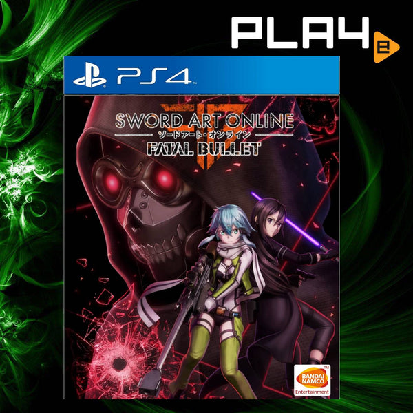 PS4 Sword Art Online: Fatal Bullet (R3 English)