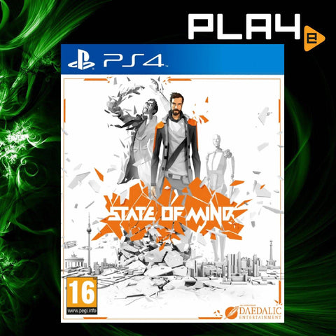 PS4 State of Mind (EU)