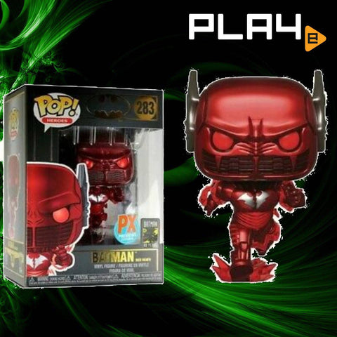 Funko POP! (283) Batman Dark Nights Metal Red Death