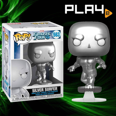 Funko POP! (563) Fantastic Four Silver Surfer