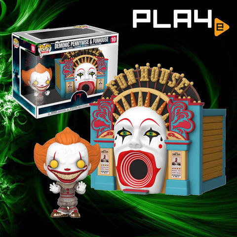 Funko POP! (10) IT 2 Demonic Pennywise with Funhouse