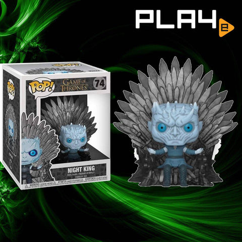 Funko POP! (74) Game of Thrones Night King on Iron Throne