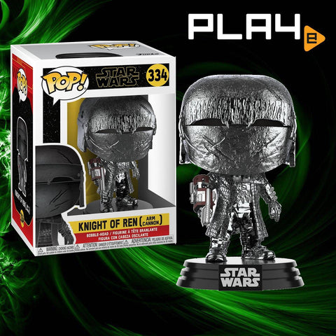 Funko POP! (334) Star Wars Kor Cannon Chrome