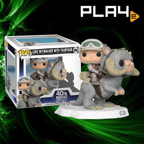 Funko POP! (366) Star Wars ESB Luke with Taun Taun