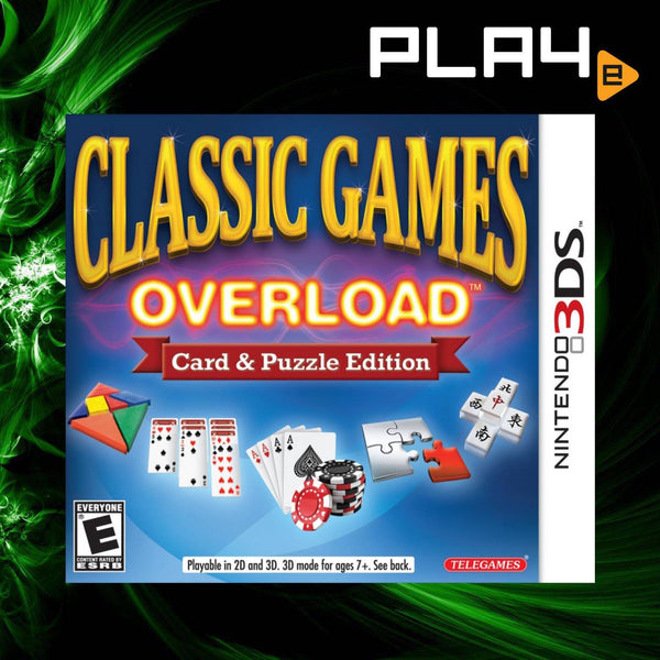3DS Classic Games Overload