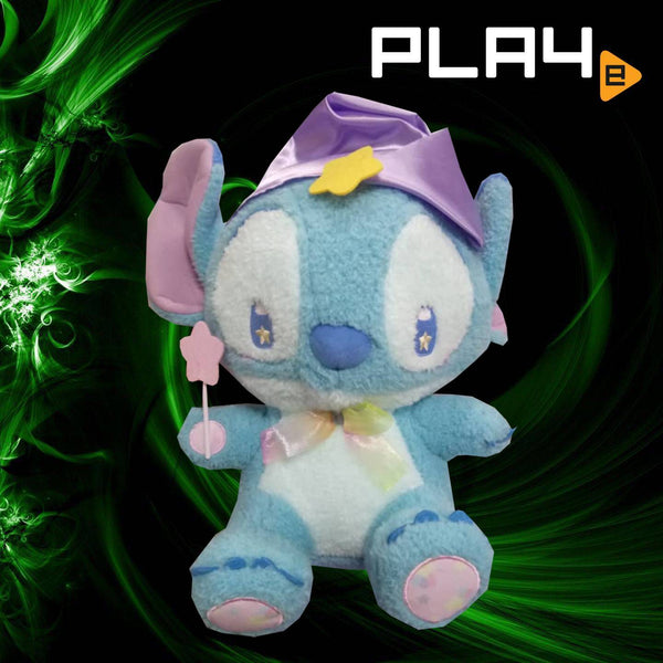 "Disney Yumefuwa 12"" Stitch Plush"