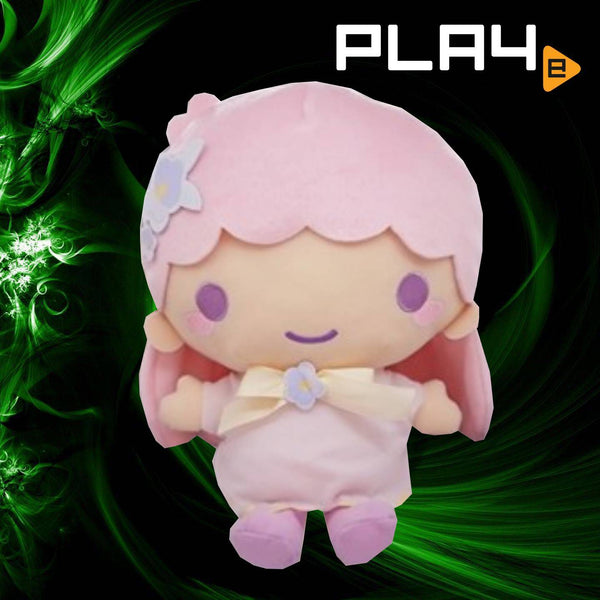 "Little Twin Stars Dreaming Plush 10"" - Lala (Pink)"