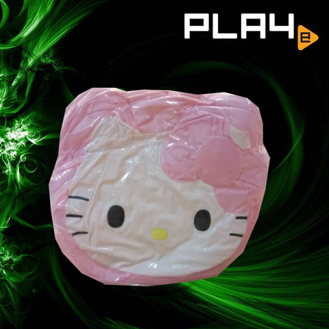 Hello Kitty 38cm Face Cushion - Pink