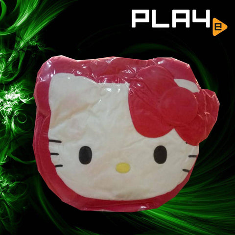 Hello Kitty 38cm Face Cushion - Red