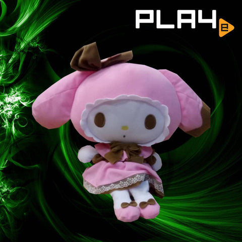 "My Melody 12"" All Pink Outfit"