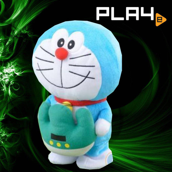Doraemon walking and Recording Plush