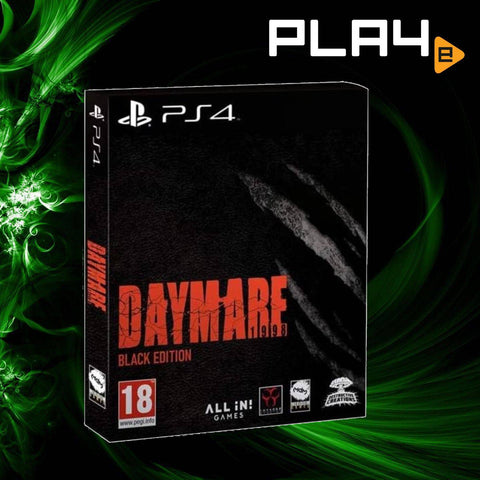 PS4 Daymare: 1998 [Black Edition]