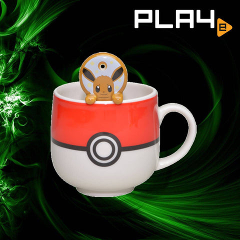 Pokemon Pokeball Cup - Eevee