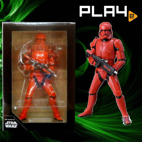 Star Wars The Rise of Skywalker Red Storm Trooper