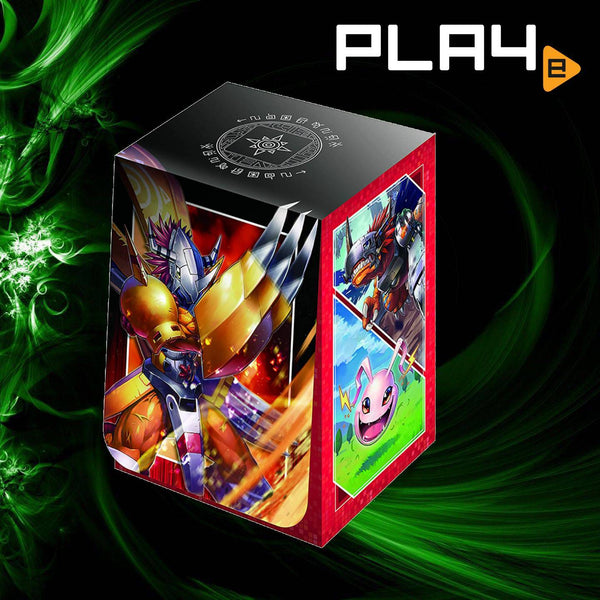 Bandai Carddass Digimon Card Game Card Case