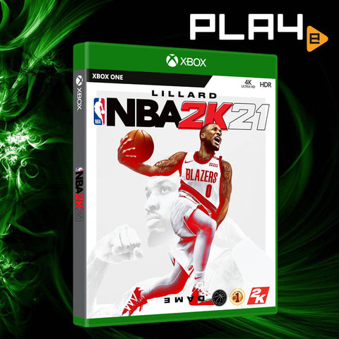 XBox One NBA 2K21 Regular (Pre-Order)